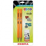 Cadoozles 2pk Mechanical Pencils Blk Lead