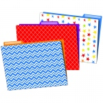 Super Power File Folders