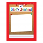 Zaner Bloser Story Journal Gr 3-4 3/8in Ruling