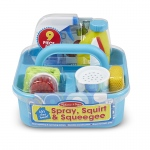 Lets Play House Spray Squirt & Squeegee Play Set