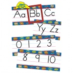 Superhero Alphabet Line Bb Set