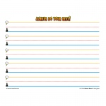 Superhero Smart Start Gr K-1 Writing Paper 100 Sheets