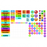 Magnet Tools Giant Magnetic Calendar Set