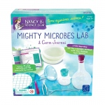 Nancy B Science Club Mighty Microbes Lab & Germ Journal