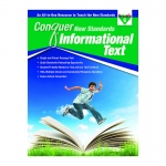 Conquer New Standards Informational Text Gr 6