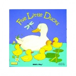 Classic Books With Holes Big Book Five Little Ducks
