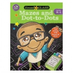 Mazes And Dot-To-Dots Gr K-1