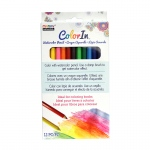 12 Piece Watercolor Pencil Set