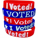 I Voted Wristbands