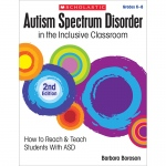 Autism Spectrum Disorder In Inclusive Classroom 2nd Ed