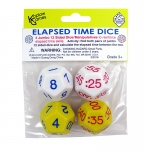 Elapsed Time Dice 2 Pair