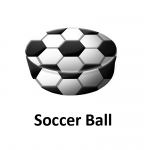 Soccer Ball Pillow