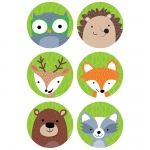 Woodland Friends 3in Cutouts