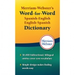 Merriam Websters Spanish English English Spanish Dictionary