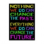 Nothing We Do Can Change Poster