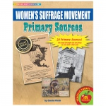 Primary Sources Womens Suffrage Movement