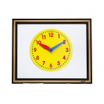 12 In Magnetic Demonstration Clock