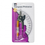 Compass Ball Bearing 6in Protractor
