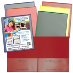 Classroom Connector Folders 36/bx