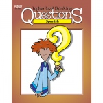 Kagan Higher Level Thinking Questions Book: Spanish