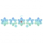 Snowflake Collection Embossed Paper Set