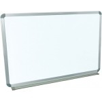 "Luxor 36""W x 24""H Wall-Mounted Magnetic Whiteboard"