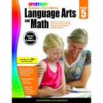 Spectrum Language Arts & Math Gr 5