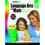 Spectrum Language Arts & Math Gr 2