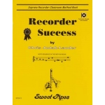 Recorder Success Book/CD