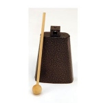 Cowbell w/ Mallet