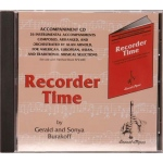 Recorder Time CD