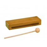 Bamboo Wood Block w/Mallet