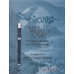 Folk Songs from a World Apart, Davidson