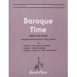 Baroque Time arr. Burakoff