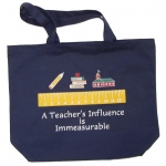 Get Ready Kids Tote Bag: A Teacher's Influence Is Immeasurable