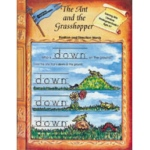 Edcon's Learning with Literature: Ant & the Grasshopper