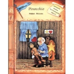 Edcon's Learning with Literature: Pinocchio-Hidden Pictures