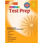Spectrum Test Prep: Grade 5
