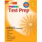 Spectrum Test Prep: Grade 7