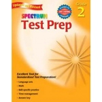 Spectrum Test Prep: Grade 2