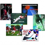 Sports Motivating Poster Pack