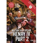 Henry IV, Part 2, Shakespeare's Globe Theatre - DVD