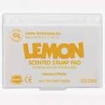 Stamp Pad Scented Lemon Yellow