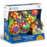 Learning Essentials Flower Garden Build & Spin