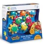 Learning Essentials Ocean Wonders Build & Spin