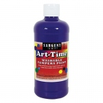 Violet Art-Time Washable Paint 16oz