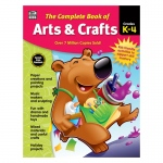 Complete Book Of Arts & Crafts