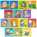 Songs And Rhymes Collection Set 2 - 14 Baby Board Books