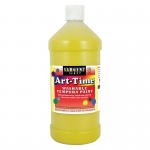 Sargent Art Yellow Art-Time Washable Paint 32oz