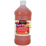 Orange Art-Time Washable Paint 32oz
